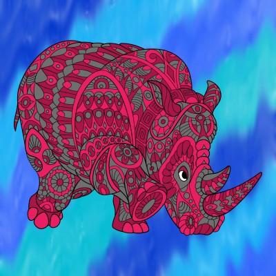 Coloring Digital Drawing | ladyjae89 | PENUP