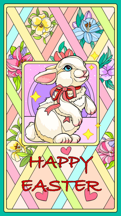 Easter Card 2 | jrellis007 | Digital Drawing | PENUP