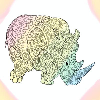 Coloring Digital Drawing | l.0000.l2020 | PENUP
