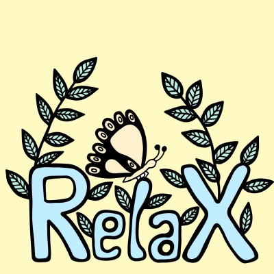 Relax | Peopleperson_3 | Digital Drawing | PENUP