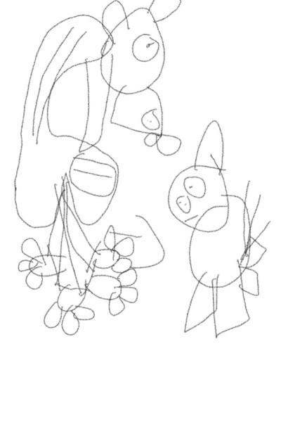 Boyuz Donuz və Donuz | Izeyneb341_Love | Digital Drawing | PENUP
