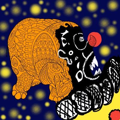 it noceros | Dave81200 | Digital Drawing | PENUP