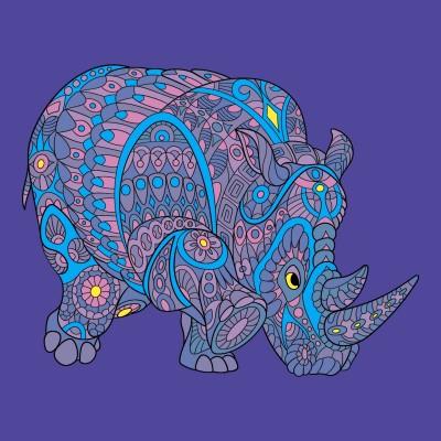 Coloring Digital Drawing | BikkuriVick | PENUP