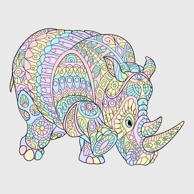 Coloring Digital Drawing | Astryde | PENUP