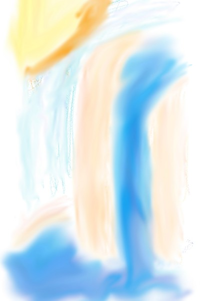 Landscape Digital Drawing | Maya_Etzioni | PENUP