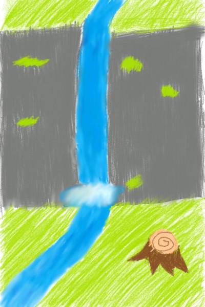 water full  | xAshx | Digital Drawing | PENUP