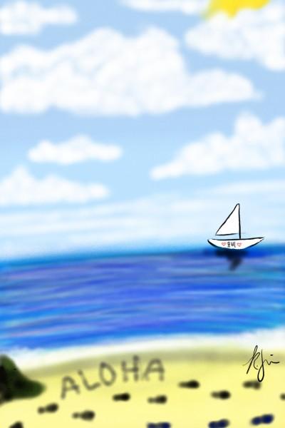 호비 <3 | anishonua | Digital Drawing | PENUP