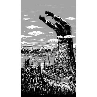 City of the God | Alex.Lebedev | Digital Drawing | PENUP