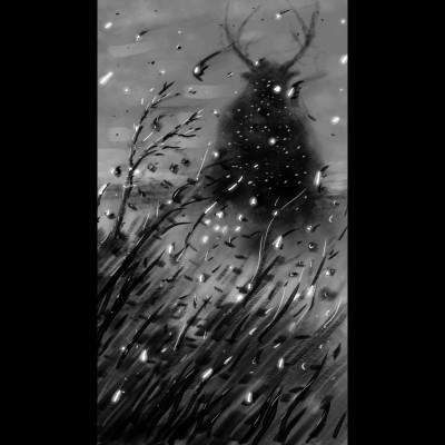 Deer God | Alex.Lebedev | Digital Drawing | PENUP