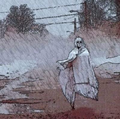 The ghost | faris2018 | Digital Drawing | PENUP