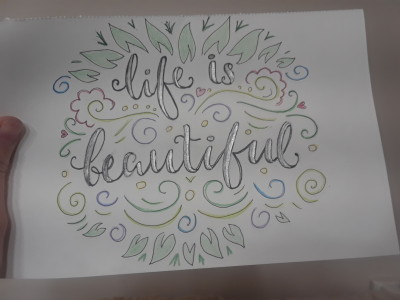 life is beautiful <3 | melowride | Digital Drawing | PENUP