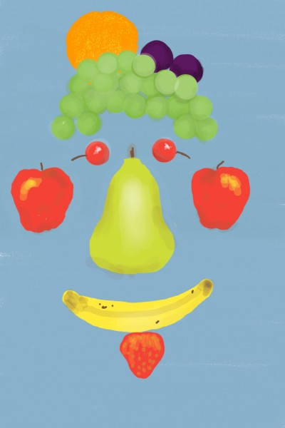 Fruit  | mary | Digital Drawing | PENUP