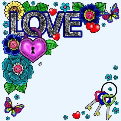 love  | kimely | Digital Drawing | PENUP