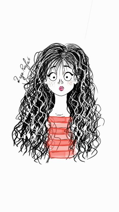 Character Digital Drawing | 2nily | PENUP