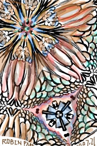 Colorful Brown .   RobinPAPA   Digital Drawing   PENUP
