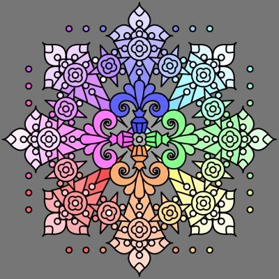 Coloring Digital Drawing | jeztle | PENUP