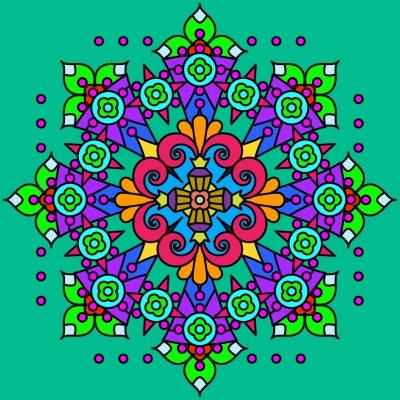 Coloring Digital Drawing | demipowell | PENUP