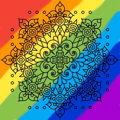 Coloring Digital Drawing   _Minho   PENUP