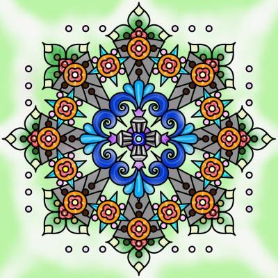 Coloring Digital Drawing   jinhee   PENUP
