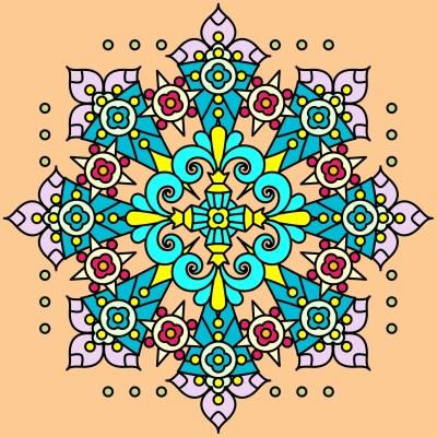 Coloring Digital Drawing   Areno   PENUP