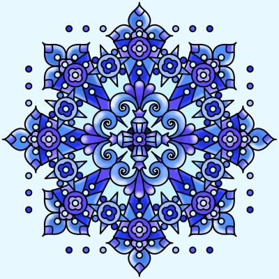 Coloring Digital Drawing | anombreunicorn | PENUP