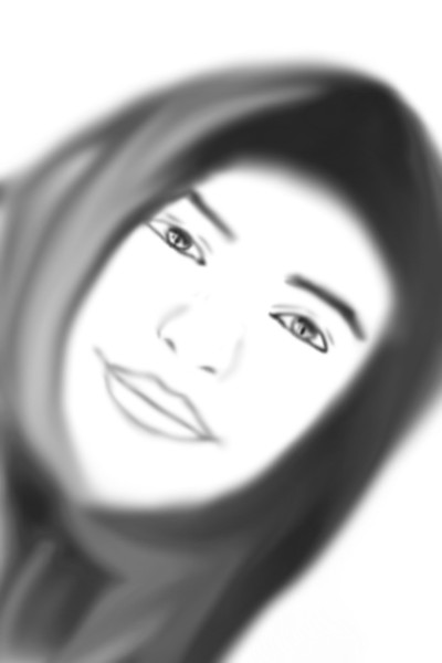 My wife  | tunc25 | Digital Drawing | PENUP