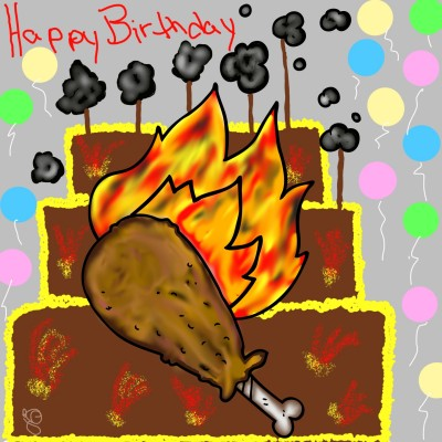 Happy Birthday | Jules | Digital Drawing | PENUP