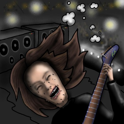 Rock on dude!!  | Liam | Digital Drawing | PENUP