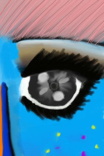 Abstract art Digital Drawing | Zenovia | PENUP