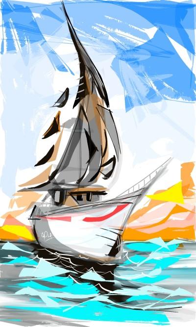 Navegar | edsilva | Digital Drawing | PENUP