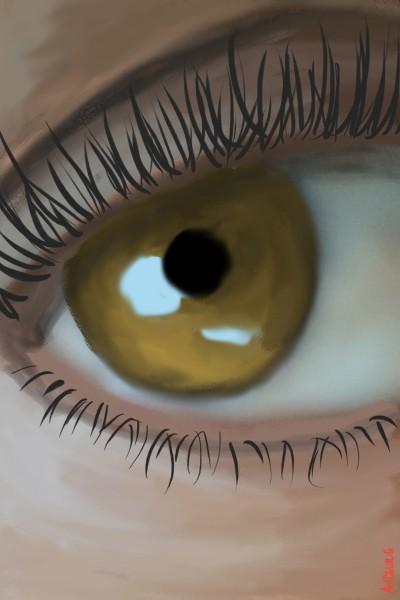 ICU... window to my soul | artNstillLife | Digital Drawing | PENUP