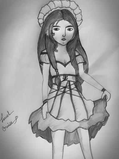 lorel cruise  | dwitipriya | Digital Drawing | PENUP