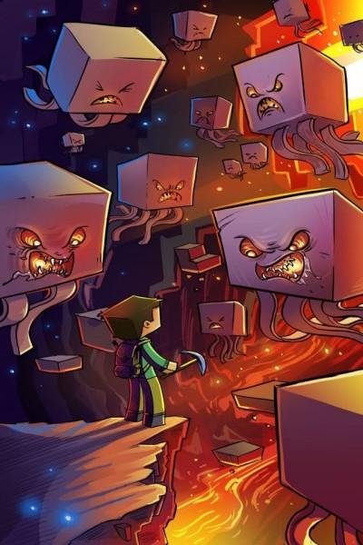 Minecraft #2 | Templejax303 | Digital Drawing | PENUP