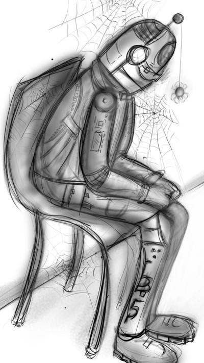 Roboff   Robbe   Digital Drawing   PENUP