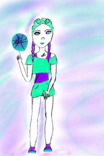 Sports Digital Drawing | alina_s | PENUP