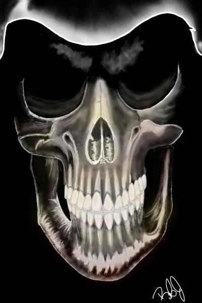 grim reaper   nyyankeehitman   Digital Drawing   PENUP