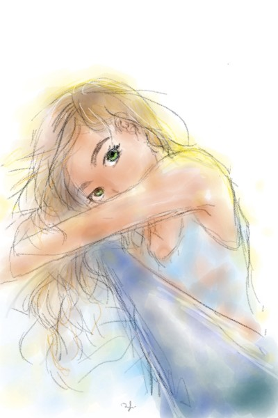 Sunshine | Chuna | Digital Drawing | PENUP