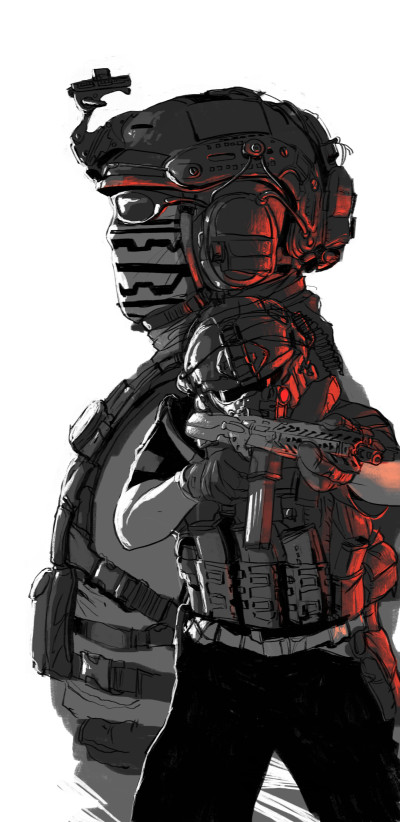 superfly art airsoft | TITIART | Digital Drawing | PENUP