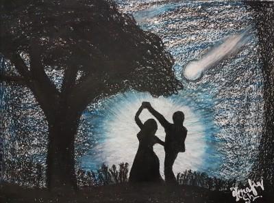starry night  | IqraShafiq | Digital Drawing | PENUP