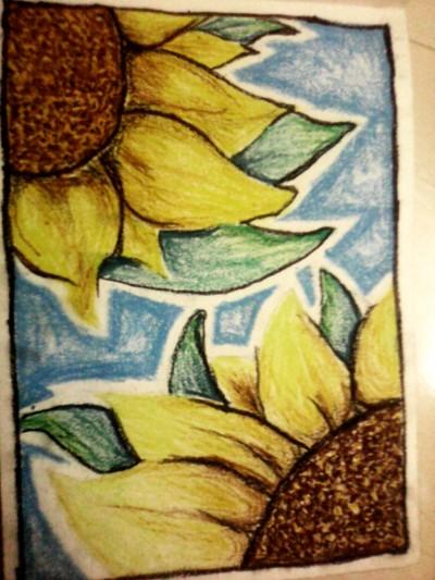 the flower   Ishrah_khan.T   Digital Drawing   PENUP