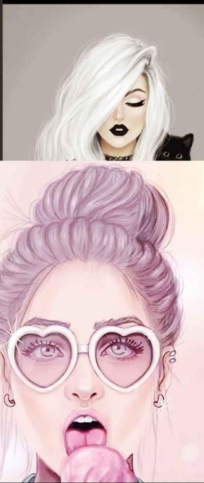 gerl | elena | Digital Drawing | PENUP