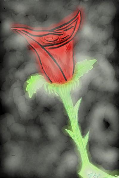 Rose | EilandShores | Digital Drawing | PENUP