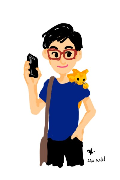 :) | Chuna | Digital Drawing | PENUP