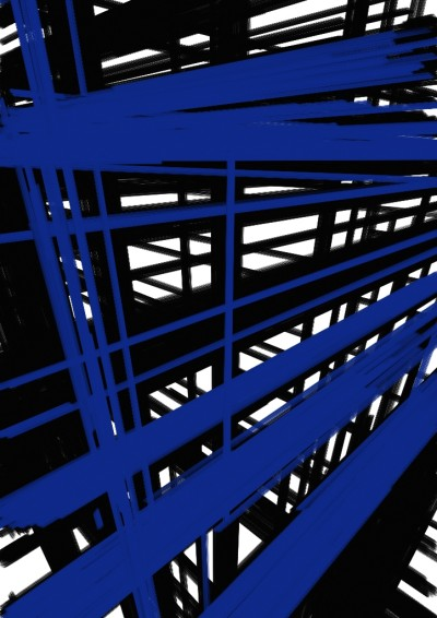 Architectural  | mich | Digital Drawing | PENUP