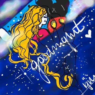 sweet dreams ^^ | kitt | Digital Drawing | PENUP