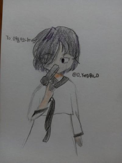 소월 언냐♡   o_yangpa_o   Digital Drawing   PENUP