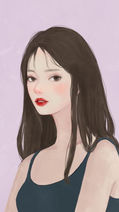 lovely | dongdongkim | Digital Drawing | PENUP