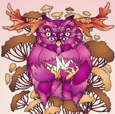 owl | Zenovia | Digital Drawing | PENUP
