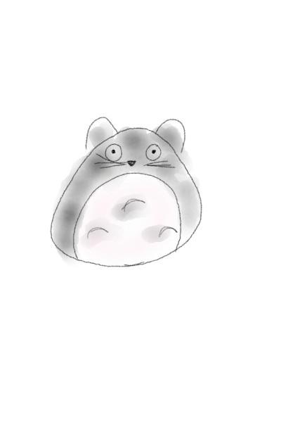totoro | yerim | Digital Drawing | PENUP