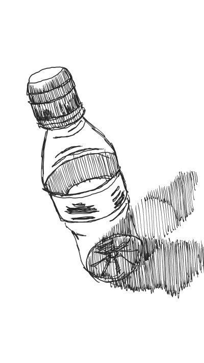 bottle | panduaa | Digital Drawing | PENUP